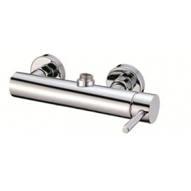Fused Shower Faucet Mixer (only with eccentrics)