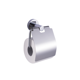 Toilet Roll Holders With Cover Inox